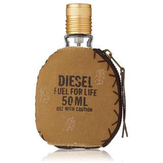 ディーゼル(DIESEL)のディーゼル フューエルフォーライフプールオムオードトワレ EDT 50mL 香水(香水(男性用))