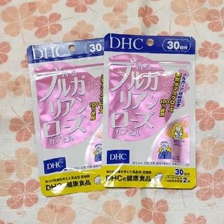ディーエイチシー(DHC)のDHC 香るブルガリアンローズ 30日分2袋セット(口臭防止/エチケット用品)