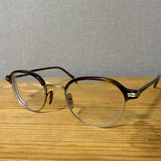 Oliver peoples Canfield (オプテックジャパン期)