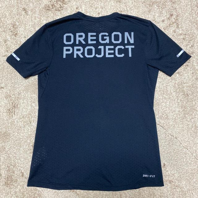 NIKE(ナイキ)のナイキ NIKE ランニングトップ S オレゴンプロジェクト スポーツ/アウトドアのスポーツ/アウトドア その他(陸上競技)の商品写真