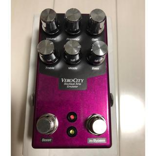 【入手困難】VeroCity Effects Pedals SLD-B2(エフェクター)