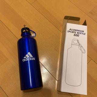 アディダス(adidas)の値下げ☆adidasアルミニウムスポーツボトル♪(水筒)