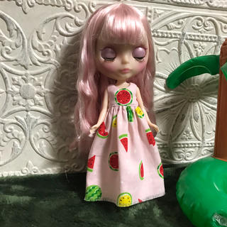 スイカのナイティ(人形)