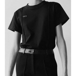 マルタンマルジェラ(Maison Martin Margiela)のPeter do 19ss シアーTシャツ(Tシャツ(半袖/袖なし))