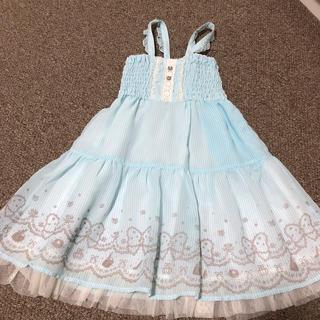 motherways - マザウェイズ ワンピース  ドレス 120