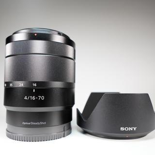 SONY - 【takeさま専用】Vario-Tessar 16-70mm F4 ZA OSS