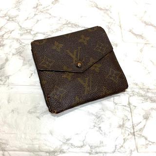 ルイヴィトン(LOUIS VUITTON)の正規品、ルイヴィトン モノグラム 折り財布、即日発送(折り財布)