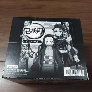 BANDAI - 【希少】鬼滅の刃 ウエハース1 【第1弾】 1BOX20個入 新品未開封品