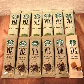 Starbucks Coffee - スターバックス コーヒーエッセンス 12本 ②