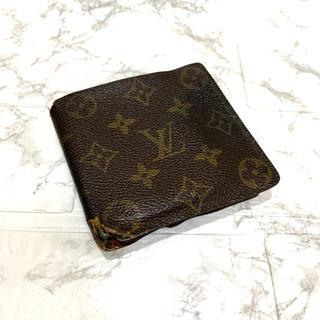 ルイヴィトン(LOUIS VUITTON)の正規品、ルイヴィトン、モノグラム、折り財布、即日発送(折り財布)