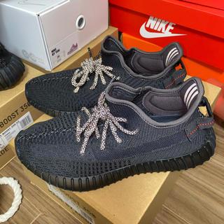 アディダス(adidas)のYeezy boost 350v2 Black(スニーカー)