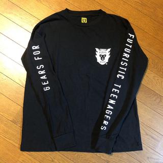 シュプリーム(Supreme)のHUMAN MADE ロンT (S) ヒューマンメイド(Tシャツ/カットソー(七分/長袖))