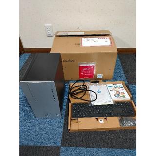 ヒューレットパッカード(HP)のHP パビリオン デスクトップパソコン(デスクトップ型PC)