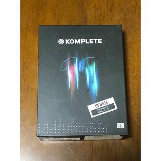 【再値下げ】KOMPLETE 11 [UPDATE] ※未使用品(ソフトウェア音源)