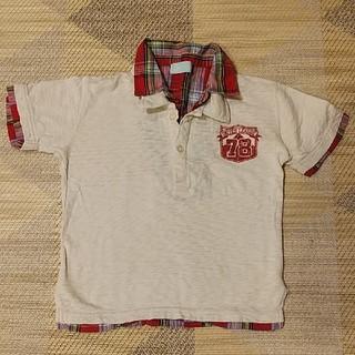 グローバルワーク(GLOBAL WORK)のグローバルワーク キッズ ポロシャツ(Tシャツ/カットソー)
