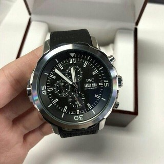 インターナショナルウォッチカンパニー(IWC)のIWC アクアタイマー クロノグラフ IW376803 時計 メンズ(腕時計(アナログ))