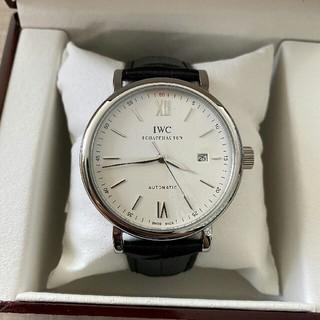 インターナショナルウォッチカンパニー(IWC)のIWC即購入OK★激レア美品★腕時計自動巻き(腕時計(アナログ))