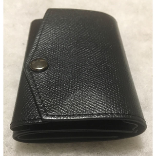 小さい財布 ブラック ◆ アブラサス abrasus (折り財布)