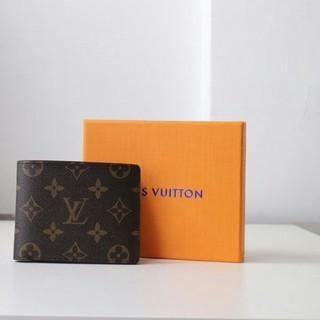 ルイヴィトン(LOUIS VUITTON)のルイヴィトン モノグラム ミュルティプル 2つ折り財布 極上(折り財布)