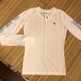 アバクロンビーアンドフィッチ(Abercrombie&Fitch)のアバクロロングテーシャツ(シャツ/ブラウス(長袖/七分))