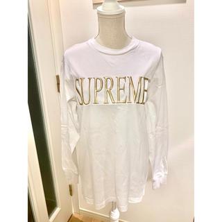 シュプリーム(Supreme)の【Supreme】(Tシャツ/カットソー(七分/長袖))