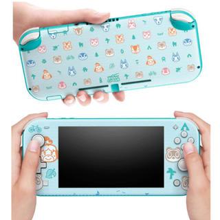 ニンテンドースイッチ(Nintendo Switch)のどうぶつの森 スキンシール(その他)
