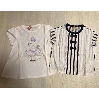 ニットプランナー(KP)のニットプランナー KP Tシャツ 110 トロワラパン  (Tシャツ/カットソー)