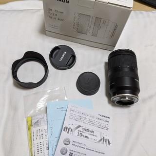TAMRON - タムロン Tamron 28-75mm F2.8
