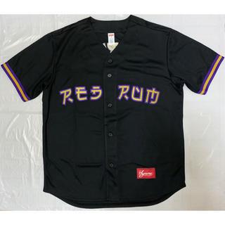 シュプリーム(Supreme)のSupreme Red Rum Baseball ベースボール シャツ(シャツ)