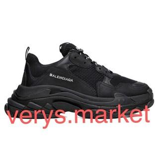 Balenciaga - BALENCIAGA Triple S Black