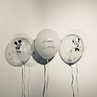 誕生日 バースデー バルーン 風船 ディズニー