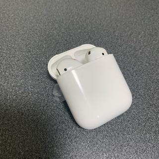 アップル(Apple)のAirPods エアーポッズ 第一世代 Apple アップル airpods(ヘッドフォン/イヤフォン)