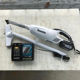 マキタ(Makita)のマキタ リチウム充電式クリーナー CL-180FD DIY(掃除機)