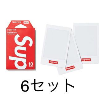 シュプリーム(Supreme)のSupreme instax Mini Instant Film 6個セット(フィルムカメラ)