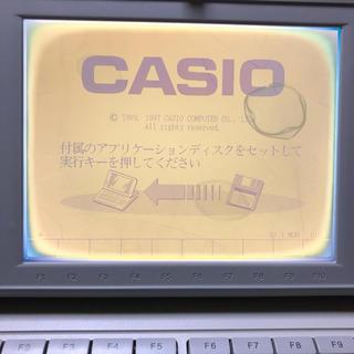CASIO - ワープロ CASIO HX3