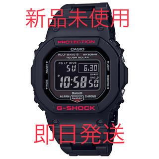 ジーショック(G-SHOCK)の電波ソーラー カシオ G-SHOCKジーショック GW-B5600HR-1JF (腕時計(デジタル))
