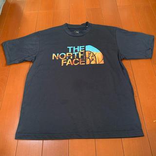 THE NORTH FACE - ノースフェイス メンズS ネイビー tシャツ