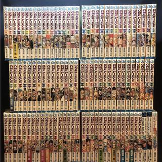 集英社 - ワンピース ONE PIECE コミック 1-96巻セット