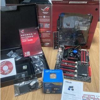 ASUS - Z87 ROG MAXIMUS VI EXTREME+i5 4690K+SSD