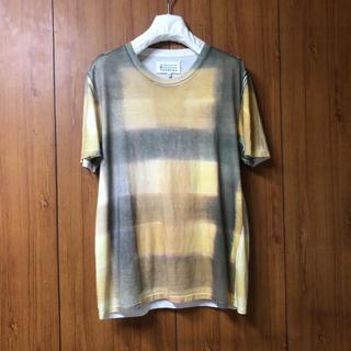 マルタンマルジェラ(Maison Martin Margiela)のMaison Margiela 総プリント Tee size46(Tシャツ/カットソー(半袖/袖なし))