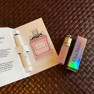 ディオール(Dior)のディオール マキシマイザーとミスディオール (香水(女性用))