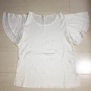 ジーユー(GU)のGU Tシャツ カットソー トップス 半袖 袖なし(Tシャツ(半袖/袖なし))
