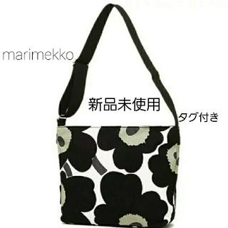 マリメッコ(marimekko)の新品marimekko(マリメッコ)ショルダーバッグ  タグ付き(ショルダーバッグ)