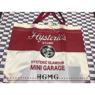 HYSTERIC MINI - ヒスミニ   HGMG  エコバック  大