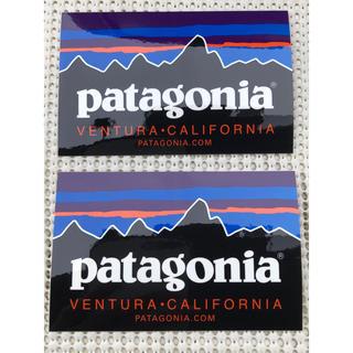 パタゴニア(patagonia)のパタゴニア ステッカー カリフォルニア 2枚セット(その他)