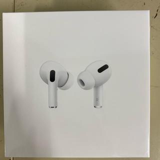 アップル(Apple)のAirPods Pro MWP22J/A 新品未開封(ヘッドフォン/イヤフォン)