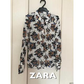 ZARA - ZARA シャツ