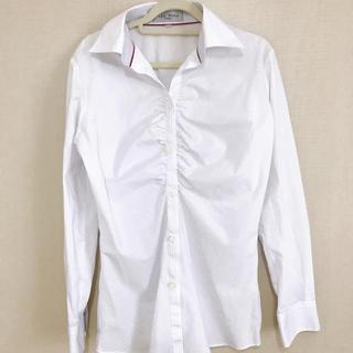 アオキ(AOKI)のAOKI   LES MUES ワイシャツ(シャツ/ブラウス(長袖/七分))