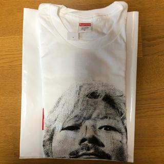シュプリーム(Supreme)のSupreme Ichi The Killer L/S tee 白 M(Tシャツ/カットソー(七分/長袖))