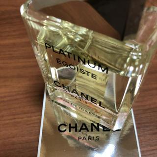 シャネル(CHANEL)のシャネルエゴイストプラチナム【100ミリ.最終価格】(香水(男性用))